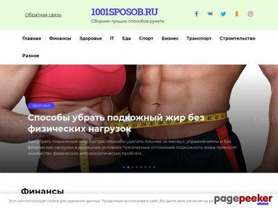 1001sposob.ru
