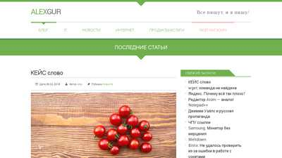 alexgur.ru