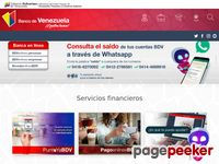 bancodevenezuela.com