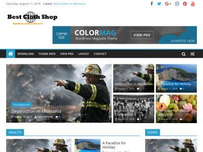 bestclothshop.com