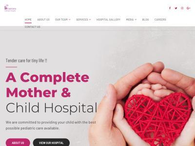blossomschildrenshospital.com
