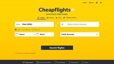 cheapflights.co.za