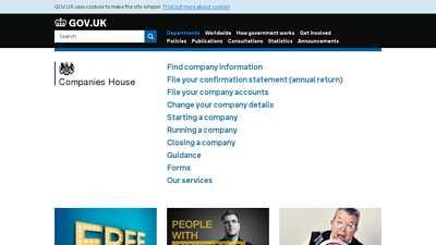 companieshouse.gov.uk