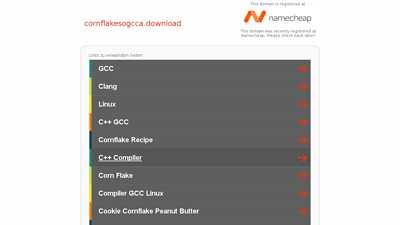 cornflakesogcca.download