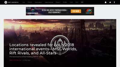 dotesports.com