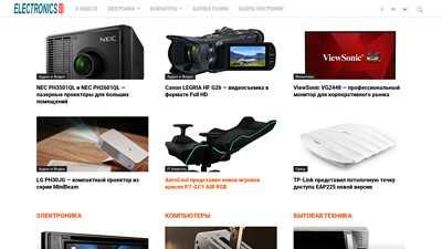 electronics-review.ru