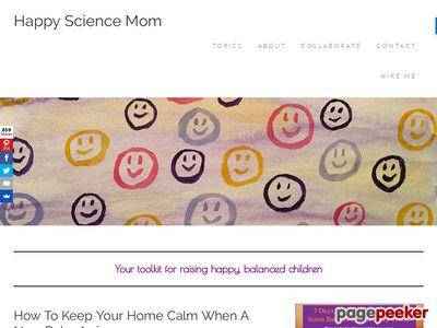 happysciencemom.com