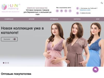 hunnymammy.ru