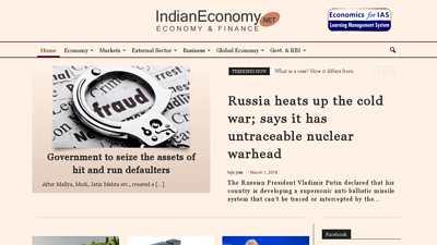 indianeconomy.net