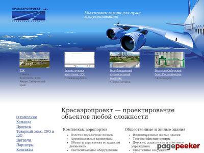 krasaeroproject.ru