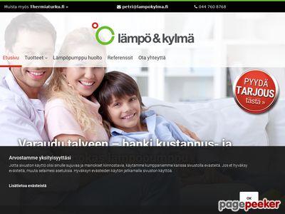 lampokylma.fi