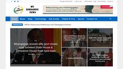 myzimbabwe.co.zw