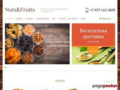 nutsandfruits.ru