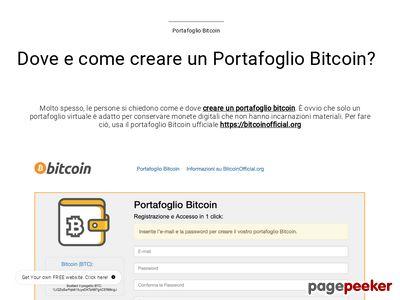 portafoglio-bitcoin.simplesite.com