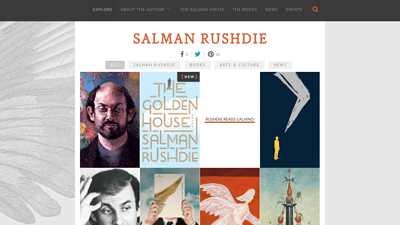 salmanrushdie.com