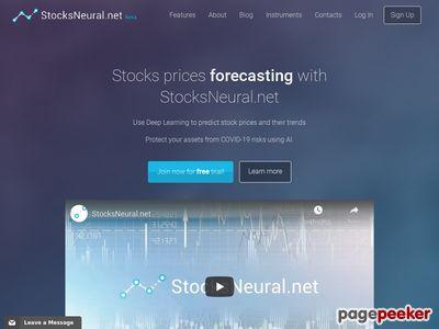 stocksneural.net
