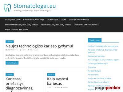 stomatologai.eu