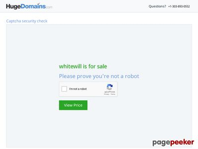 whitewill.com